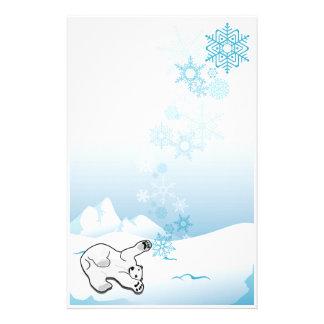 Polar Bear Stationery