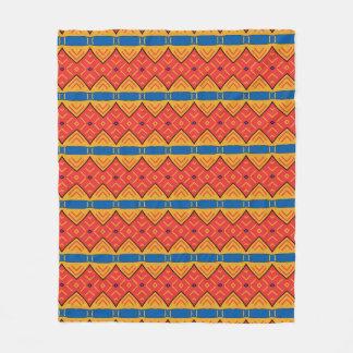 """Polar cover model means, """"Tribal """" reason Fleece Blanket"""