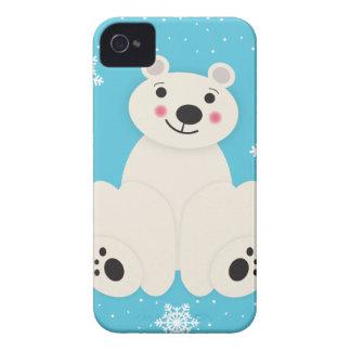 Polar Friend iPhone 4 Case