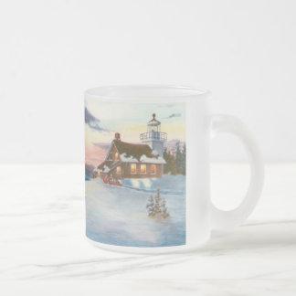 Polaris Sunset Frosted Mug