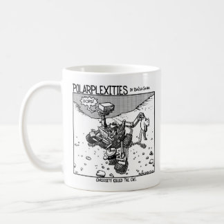 Polarplexities Cartoon Strip Coffee Mug