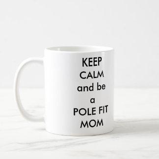 Pole Fit Mom Mug