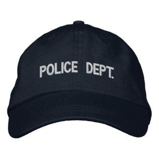 Police Dept. Hat