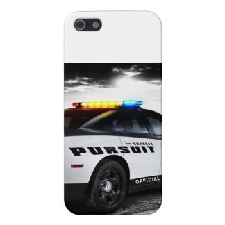 Police Dodge Charger I-Phone 5 case iPhone 5/5S Case