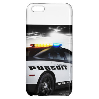 Police Dodge Charger I-Phone 5 case iPhone 5C Cases