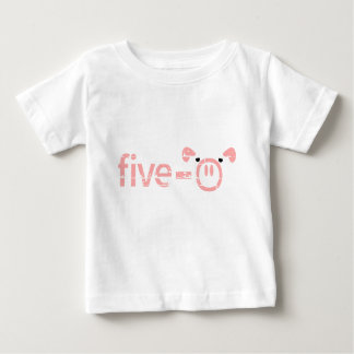 Police Pigs Five-0 Baby T-Shirt