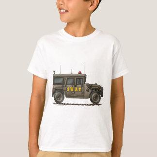 Police SWAT Team Hummer Law Enforcement T-Shirt