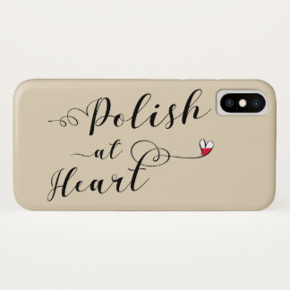 Polish At Heart Mobile Phone Case