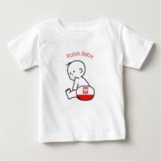 Polish Baby Baby T-Shirt