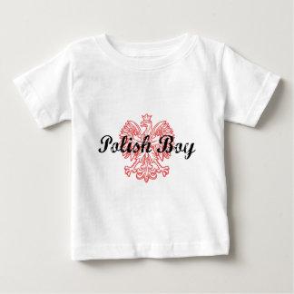 Polish Boy Baby T-Shirt