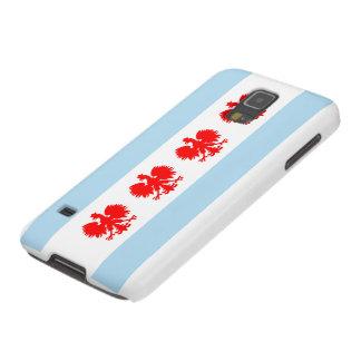 Polish Chicago Flag Galaxy S5 Case
