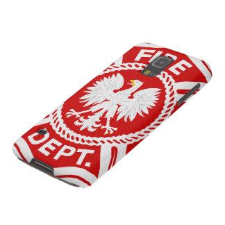 Polish Firemen Case For Galaxy S5