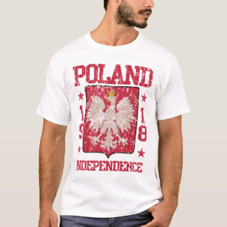 Polish Independence 1918 T-Shirt