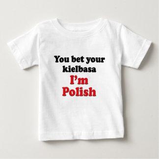 Polish Kielbasa 2 Sides Baby T-Shirt