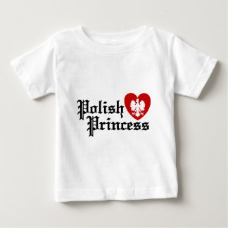 Polish Princess Baby T-Shirt