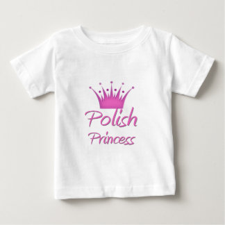 Polish Princess Baby T-Shirt
