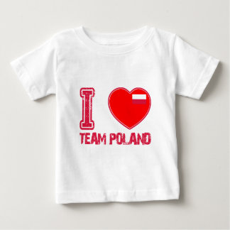 POLISH sport designs Baby T-Shirt