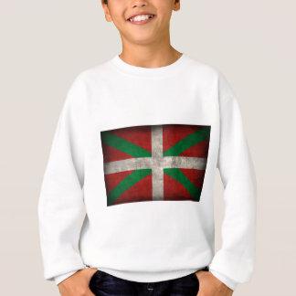 political items, basque / palesinian sweatshirt