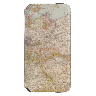 Political Map of Germany Incipio Watson™ iPhone 6 Wallet Case