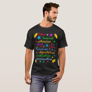 Political Vocabulary of the moment sarcastic T-Shirt
