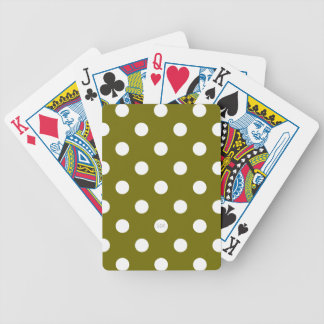 polka bicycle playing cards
