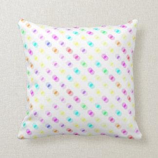 Polka Dot Cushion