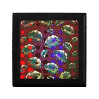 Polka-dot Florescent Lips Gift Box