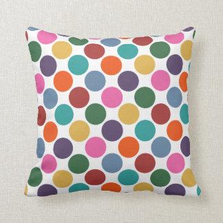 Polka Dot Pattern Pillow