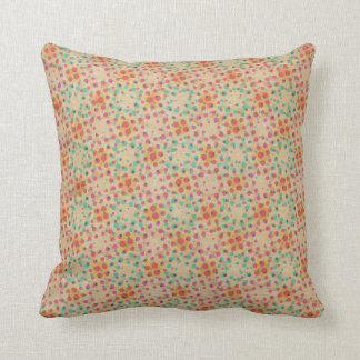 Polka Dot Pattern Pillow Throw Cushions
