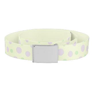 Polka Dots Belt