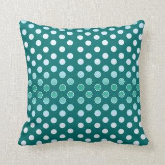 Polka Dots Throw Pillows