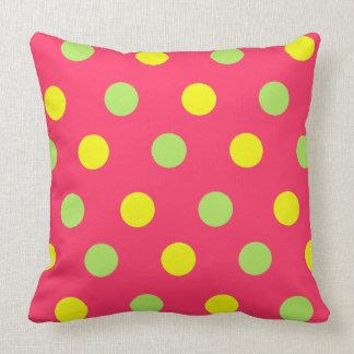 Polka dots pillows