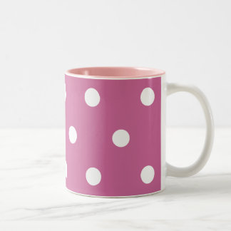 Polka Dots Coffee Mug