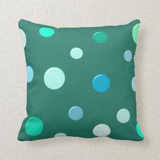 Polka Dots Throw Cushions
