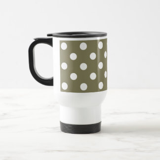 polka travel mug
