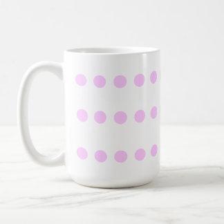 Polkadots Design Mugs