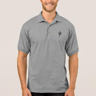 Polo Shirt with Eff Love Emblem - Destrado