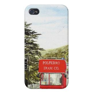 'Polperro Tram' iPhone Case iPhone 4/4S Covers