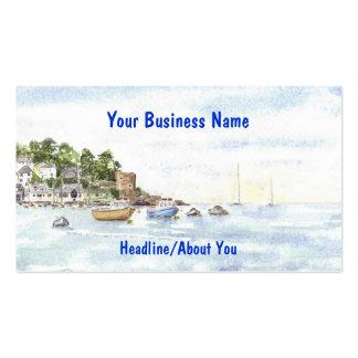 'Polruan' Profile Card Business Cards