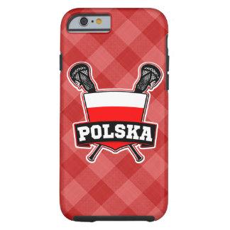 Polski Poland Lacrosse Phone Cover