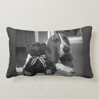Polyester Lumbar Pillow