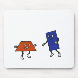 Polygon Wrestling Federation Mouse Pad