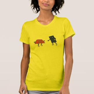 Polygon Wrestling Federation T-shirts