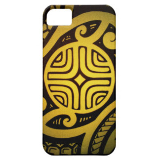 Polynesian Tattoo Case