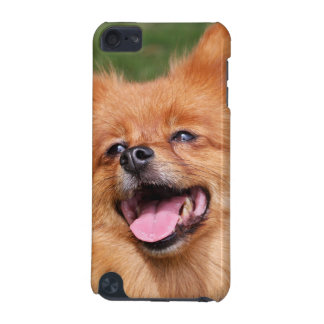Pomeranian dog ipod touch 4G case, gift idea iPod Touch (5th Generation) Cover