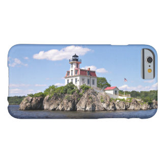 Pomham Rocks Lighthouse, Rhode Island Barely There iPhone 6 Case