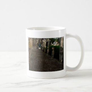 Pompeii - Courtyard of a wealthy home Coffee Mug