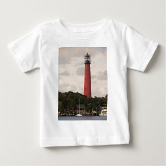 Ponce Inlet Lighthouse Baby T-Shirt