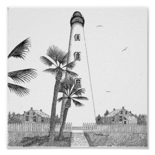 Ponce Inlet Lighthouse Print