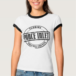 Ponce Inlet Title T-Shirt